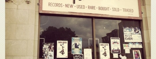 Looney Tunes Records is one of Favorite Places in New England.