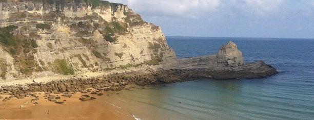 Playa de Langre is one of Playas de España: Cantabria.