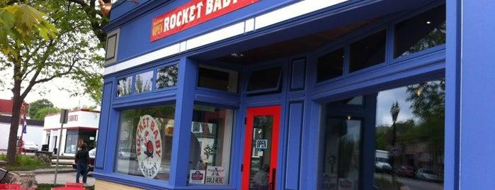 Rocket Baby Bakery is one of Locais salvos de KATIE.