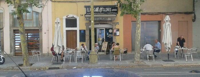 Racó de les Glòries is one of barri besos mar poble nou.