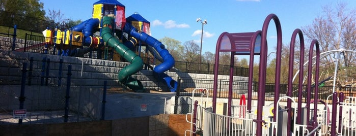 Hyland Play Area (Chutes and Ladders) is one of A Collection of MN.