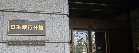 Currency Museum is one of 東京街歩き.
