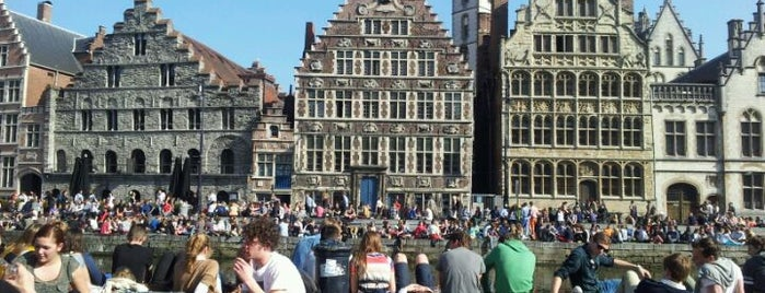 Graslei is one of Ghent for #4sqCities president!.