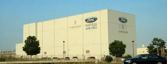 Ford Oakville Assembly is one of Lugares favoritos de Mei.