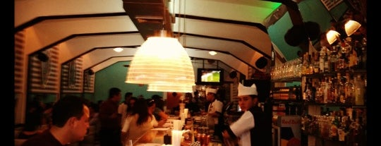 Barracuda Diner is one of Los 57 Mejores Restaurantes del DF.