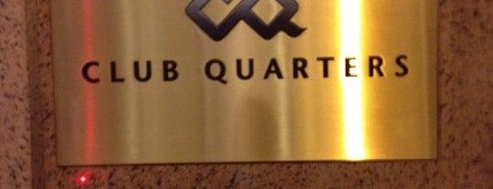 Club Quarters Hotel in Boston is one of Orte, die Don gefallen.