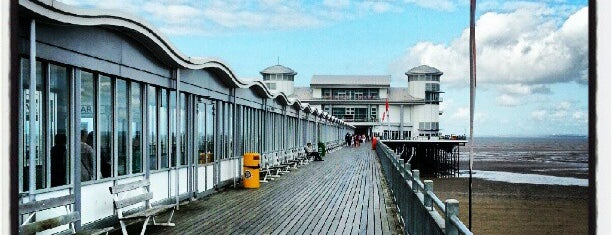 Grand Pier is one of United Kingdom.