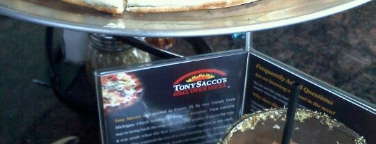 Tony Sacco's Coal Oven Pizza - Lansing, MI is one of Places to try.