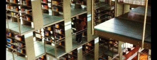 Biblioteca Vasconcelos is one of Books everywhere I..
