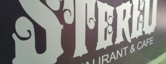 Stereo Cafe is one of Cafe & Reastaurants.