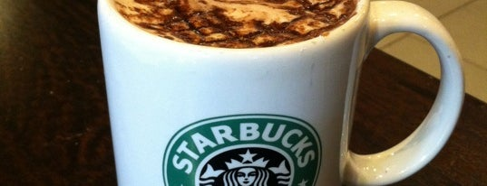 Starbucks is one of Lugares favoritos de Marcello Pereira.