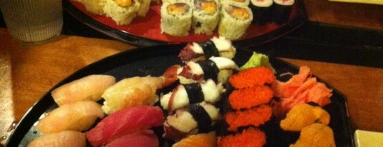 Tono Sushi is one of Lugares guardados de Collin.