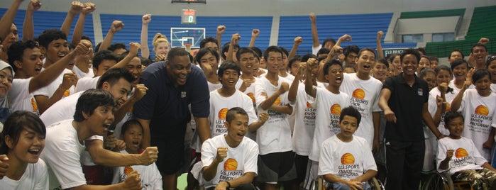 Duta Olahraga AS berkunjung ke Indonesia