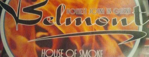 Belmont House of Smoke is one of Norfolk.