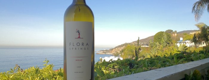 Flora Springs Winery & Vineyard is one of Favorite Wineries Around the World.