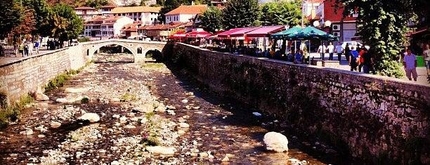 Prizren is one of Lugares favoritos de omerf@ruk ✈ 🌍.