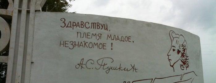 Музей-заповедник А. С. Пушкина «Болдино» is one of Нижний Новгород.
