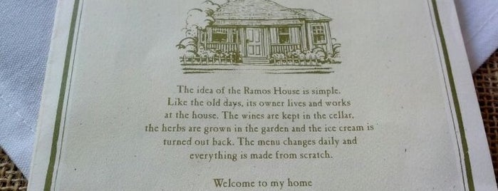 Ramos House Cafe is one of Lieux qui ont plu à Jeena.