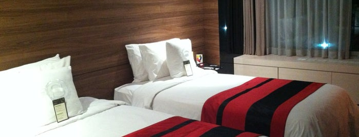 Grande Walkerhill Seoul is one of Seoul: Hotels.