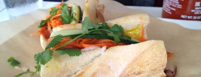 Magasin Vietnamese Cafe is one of Banh Mi NOLA.