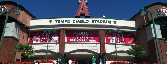 Tempe Diablo Stadium is one of Things to do in PHX.