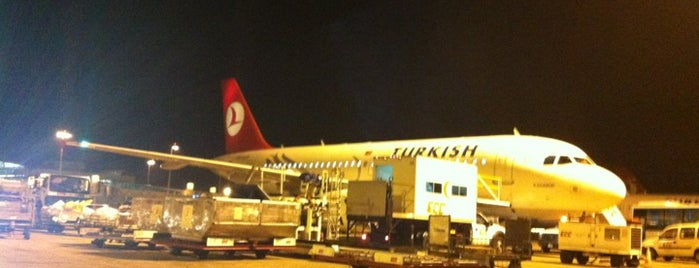 M 7 is one of İstanbul Atatürk Airport.