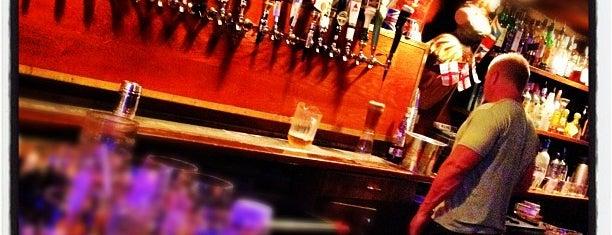 Crown & Anchor Pub is one of Las Vegas's Best Bars - 2013.