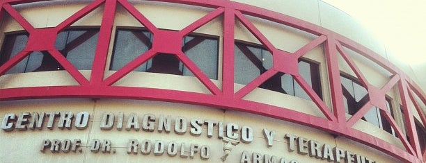 CDT Hospital San Juan de Dios is one of Santiago Centro 2.