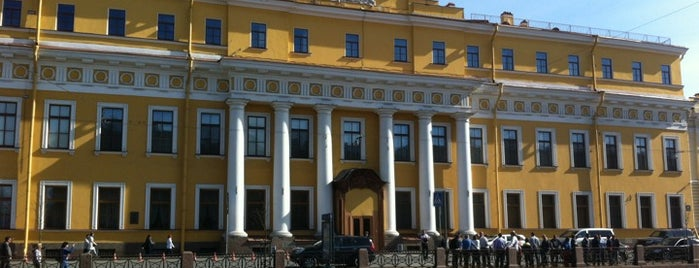 Yusupov Palace is one of Must visit in spb.