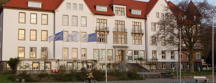 Locations in Kiel