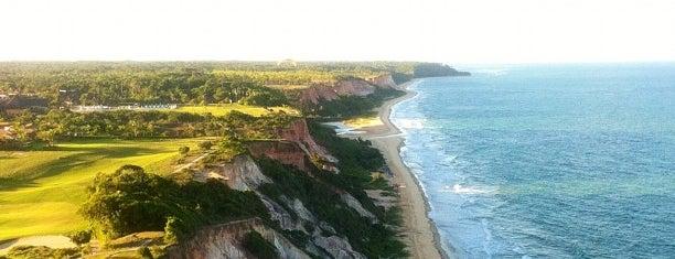 Praia de Taipe is one of Porto Seguro.
