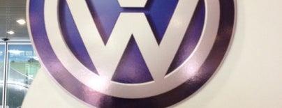 Volkswagen General Otomotiv is one of Tempat yang Disukai Hasan.