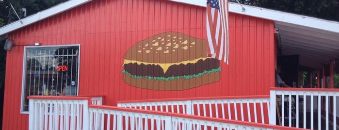 Little Bitty Burger Barn is one of Houston Press 2013 - Burger Bracket.