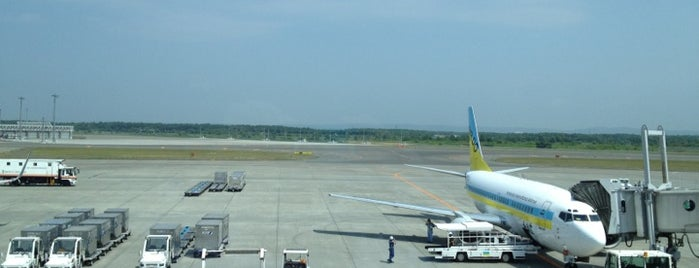 New Chitose Airport (CTS) is one of Airport.