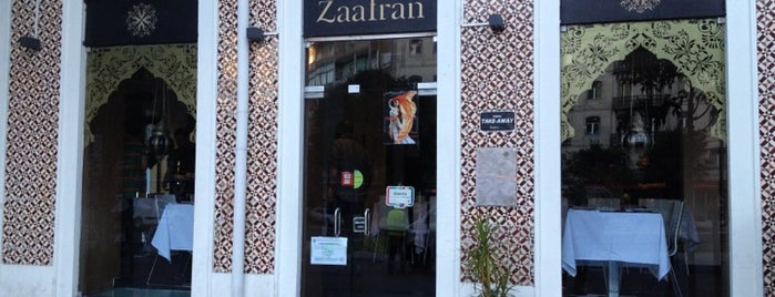 Restaurante Zaafran is one of restaurantes.