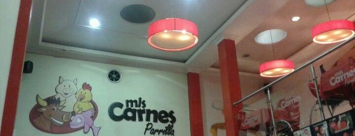 Mis Carnes Parrilla is one of สถานที่ที่ Diego ถูกใจ.