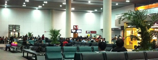Gate 7A is one of Southeast Asia Travel.