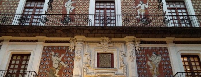 Museo Universitario Interactivo Casa de los Muñecos is one of Museos.
