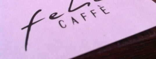 Felice Caffè is one of River of the January.