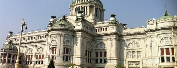 Ananta Samakhom Throne Hall is one of Trips / Thailand.
