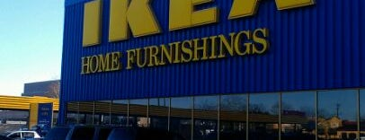 IKEA Long Island is one of Tim'in Beğendiği Mekanlar.