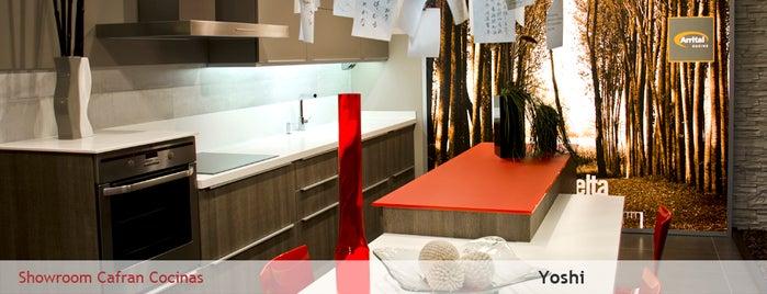 Showroom Cafran Cocinas