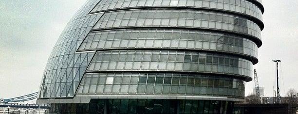 Ayuntamiento de Londres is one of Top London attractions.