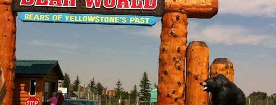 Yellowstone Bear World is one of Road Trip!.