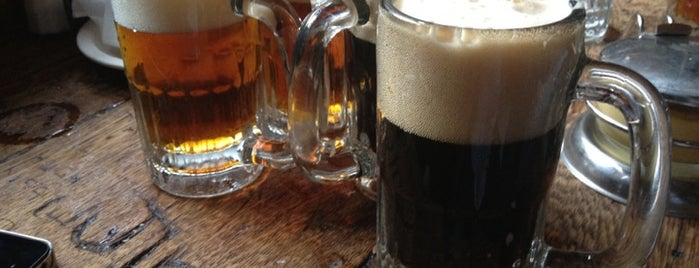 McSorley's Old Ale House is one of 20 Great Spots for a Summer Beer in NYC.