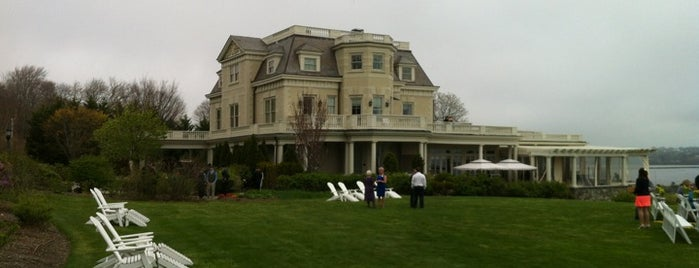 The Chanler at Cliff Walk is one of Travel // Newport.