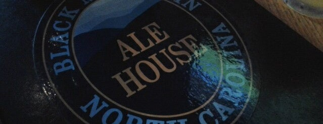 Black Mountain Ale House is one of Black Mountain.