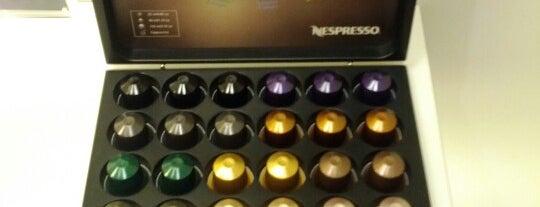 Nespresso is one of Osvaldo'nun Beğendiği Mekanlar.