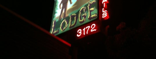 Bigfoot Lodge is one of los angeles picks and things.