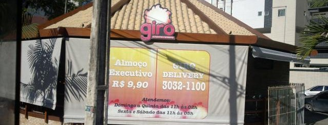 Giro Burgeria e Pizzaria is one of Hamburguerias - Recife/PE.